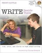 Write Beside Them by Penny Kittle This one is a reread, but I need some writing inspiration!