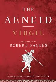 The Aeneid by Virgil (translated by Robert Fagles) This one is a dissertation read.  I've read The Aeneid a thousand times before, but never this translation.